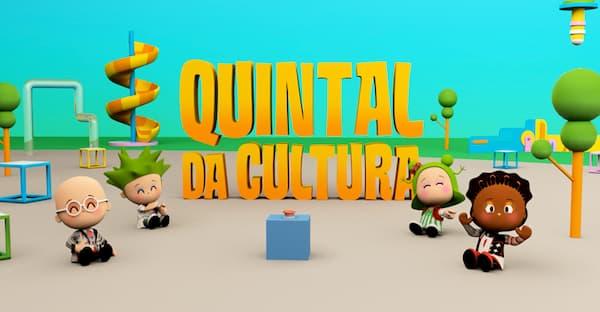 tv cultura quintal da cultura