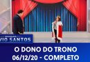 O Dono do Trono - Programa Silvio Santos